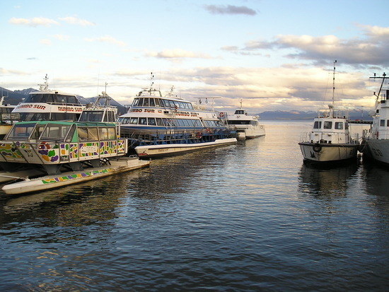 Day 4 - Beagle Channel Trip - Rumbo Sur Boat