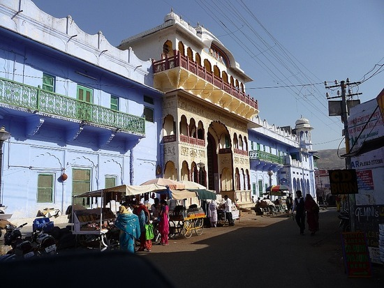Around Pushkar Town 1