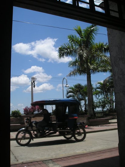 Local transport - Motor Taxi