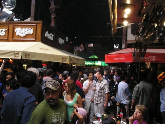 Montevideo - Mercado del Puerto - New Year's Eve 1