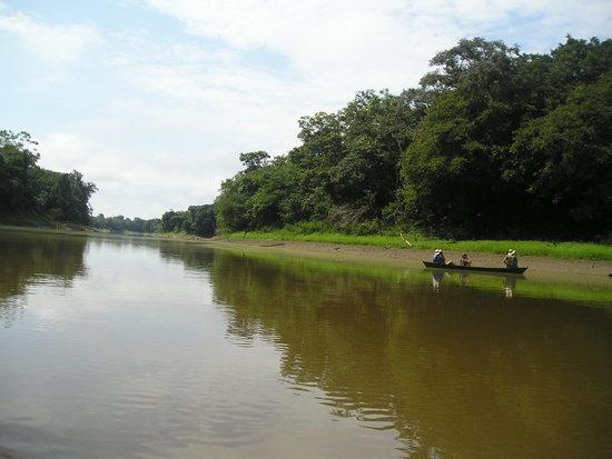 Mamiraua - By canoe 1