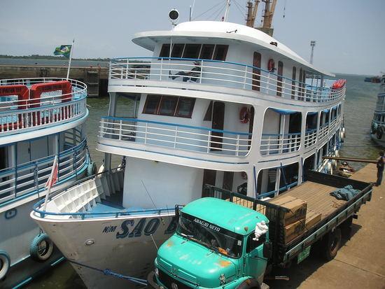 The good ship Sao Bartolemeu 1