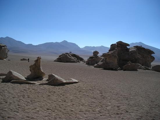 Siloli Desert 1