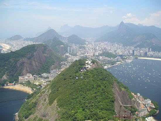 Sugar Loaf Mountain - View