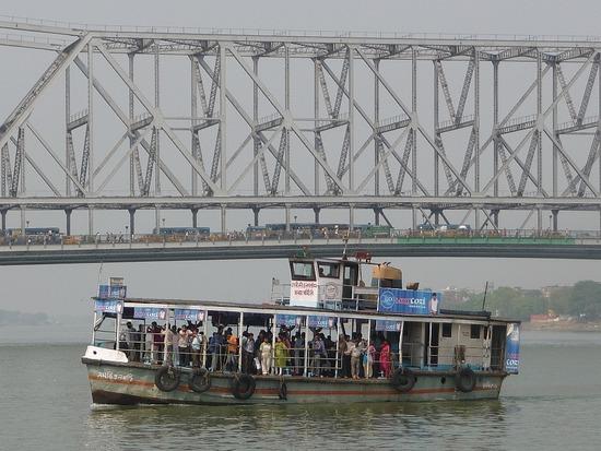 Ferry   Hourah Bridge