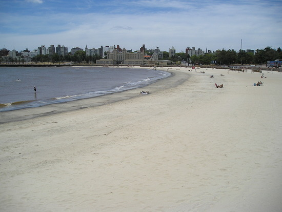 Montevideo - Seaside - New Years Day 2