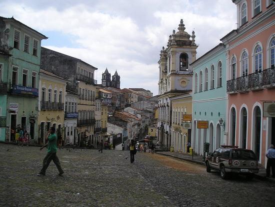 Salvador Centro Historico 2