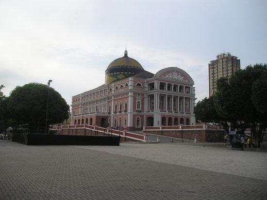 Manaus - Opera house