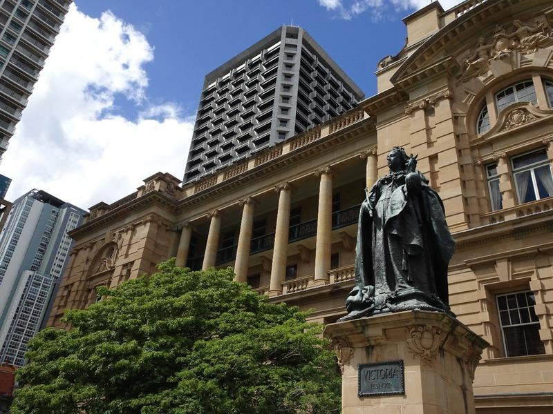 Downtown - Queen Victoria