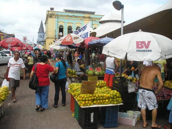 Belem - Ver e Peso Market 3