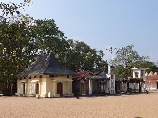 Kataragama - Maha Devale
