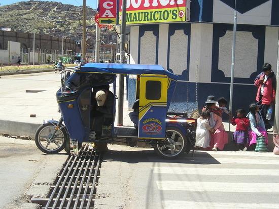 Puno Transport