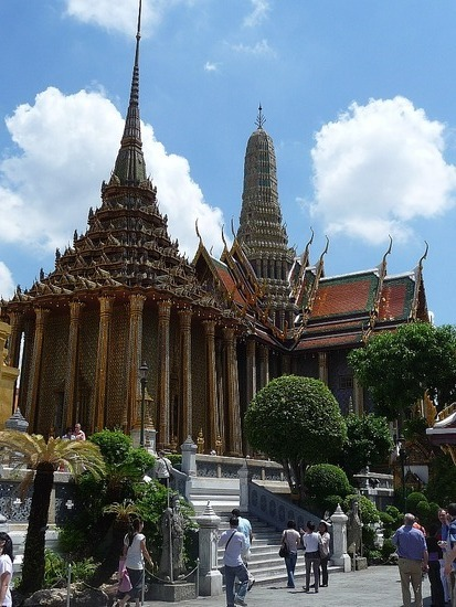 Wat Phra Keo and Grand Palace 2