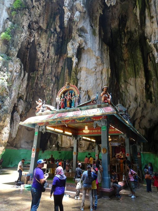 Batu Caves - Subramaniam Swamy Temple
