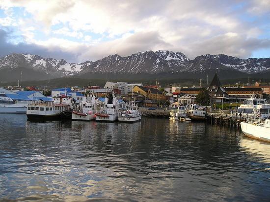Day 4 - Beagle Channel Trip - Ushuaia Port