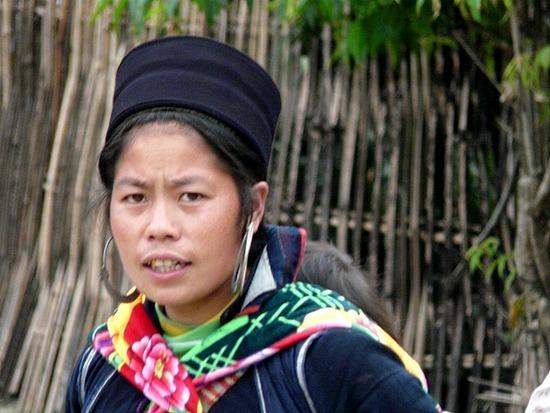 Ta Phin Trek - Hmong lady 2