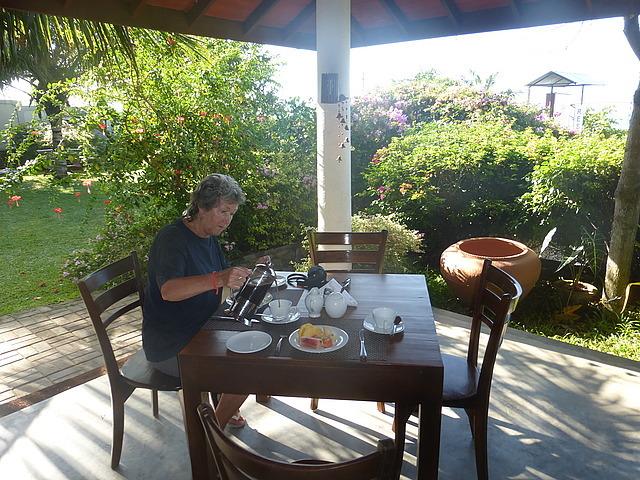 Guest House - breakfast