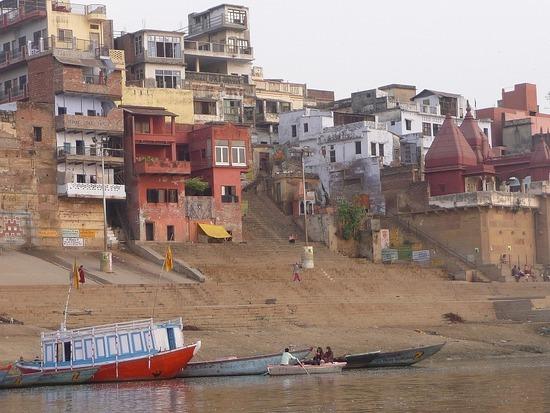 Ghats Boat trip Evening 2