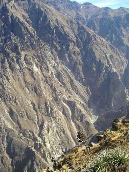 Colca Trip - Colca Canyon - Cruz del Condor