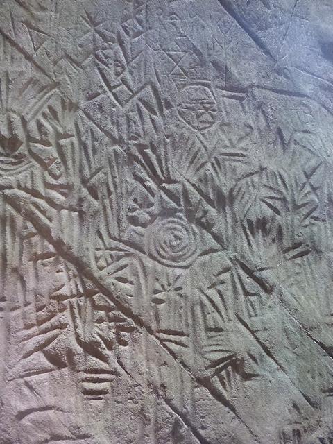 Edakal Caves - drawings (>3000 years old)