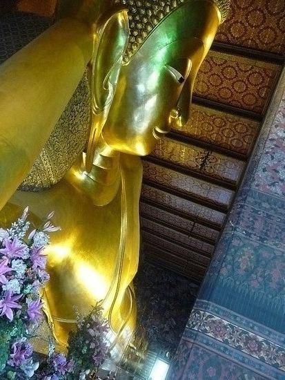 Wat Po - Reclining Buddha
