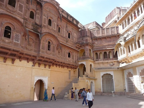 Meherangarh Fort 11