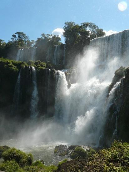 Iguazu Argentina Lower Trail 7