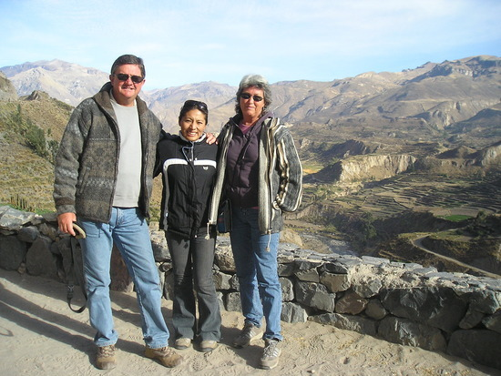 Colca Trip - with guide