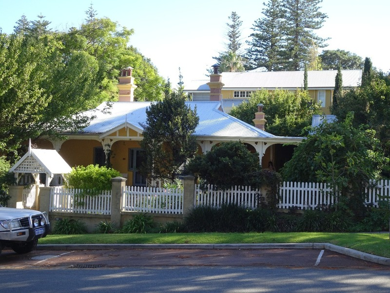 Cottesloe -  colonial style house