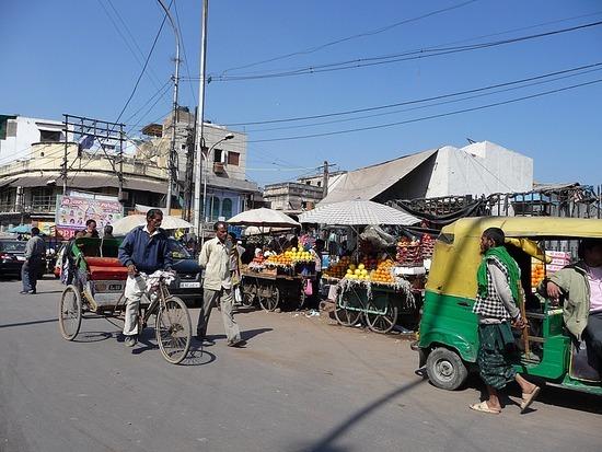 Old Delhi - Somewhere 2