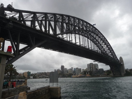 Sydney Harbour Bridge 3