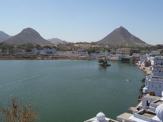 Around Pushkar Lake 1