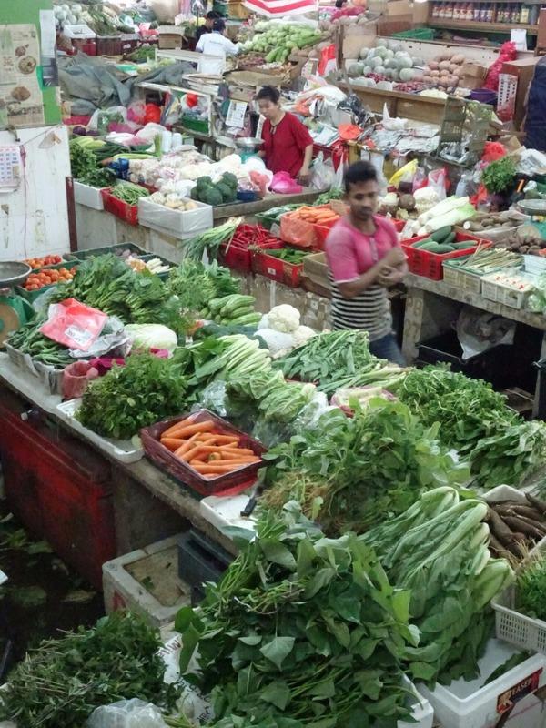Central Market Vegetables