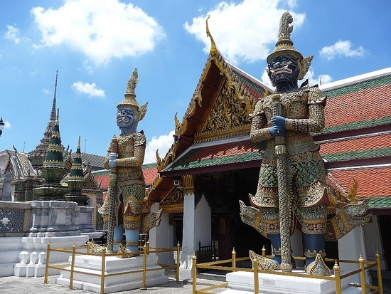 Wat Phra Keo and Grand Palace 6
