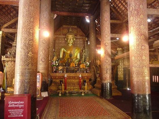 Luang Prabang - Wat 2