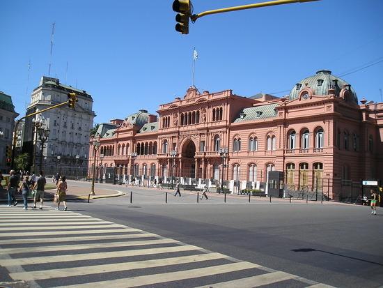 BA - Plaza de Mayo - Presidential Palace