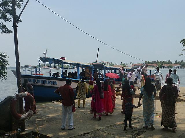 Vypean ferry