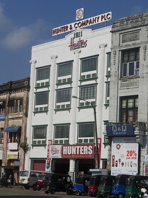 Hunter building - Main Street
