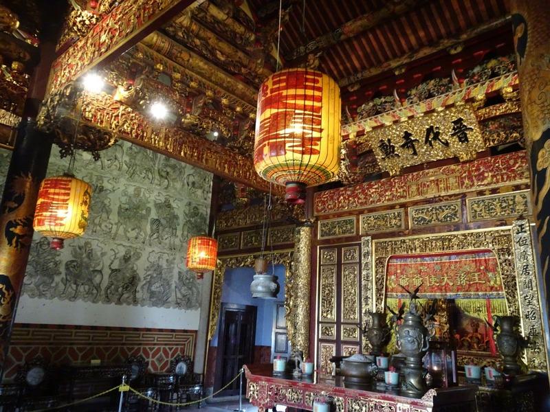 Khoo Kongsi clanhouse 4