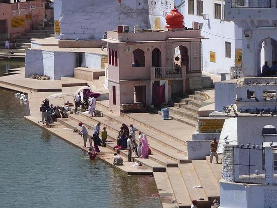 Around Pushkar Lake 5