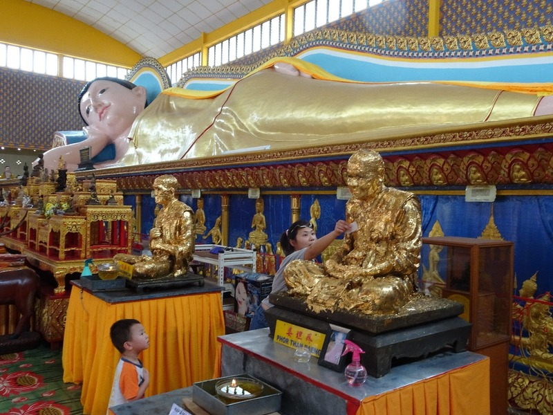 Wat Chaiya Mangalaram (Thai) temple 3