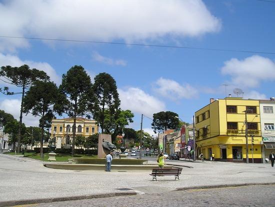 Curitiba - Historic area 4