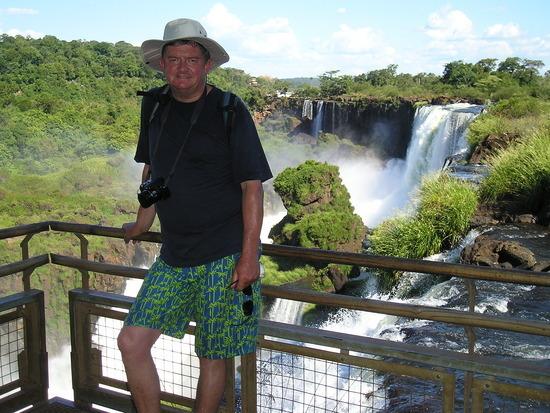 Iguazu Argentina Upper Trail 1