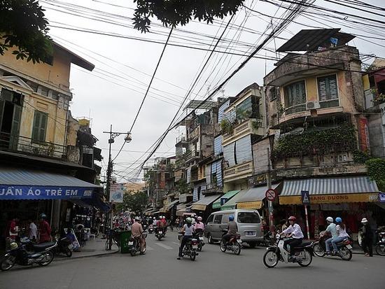 Hanoi Old Quarter 9