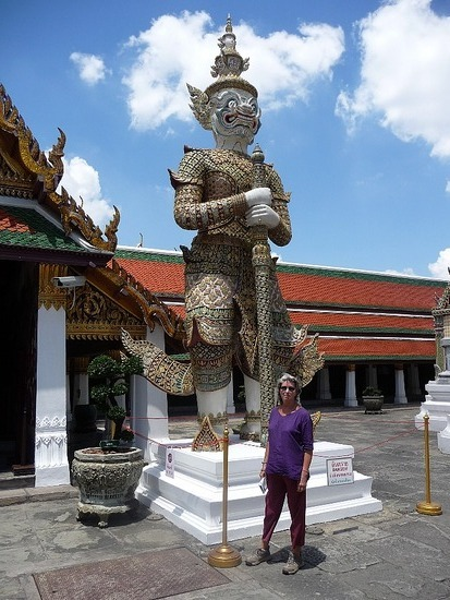 Wat Phra Keo and Grand Palace 4