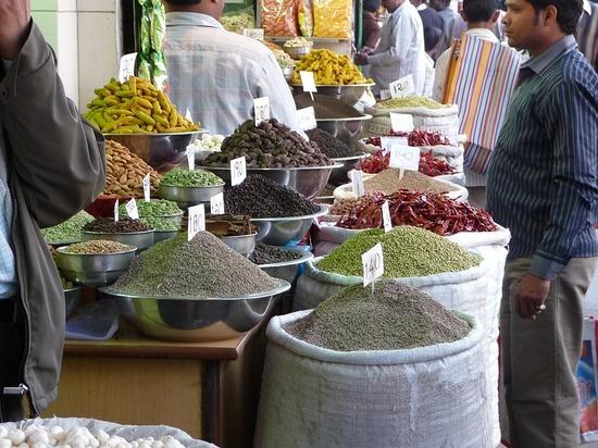 Old Delhi - Spice Market