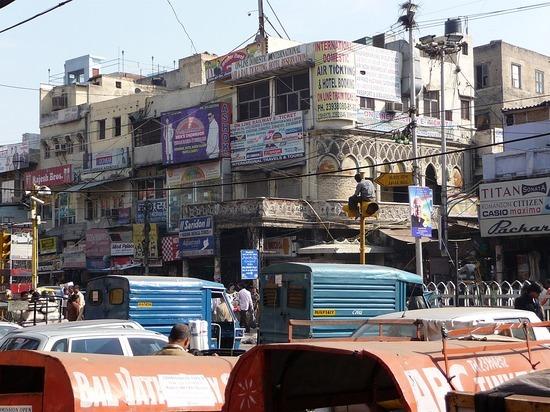 Old Delhi - Chandni Chowk 1