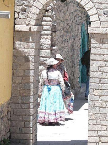 Colca Trip - Chivay Locals