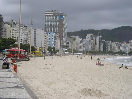 Copacabana - Quiet day!