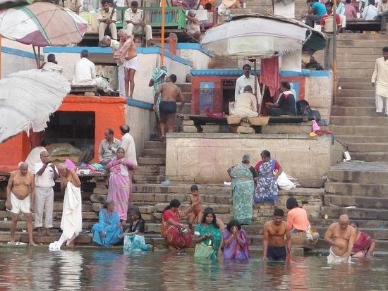 Ghats Boat trip Dawn 11